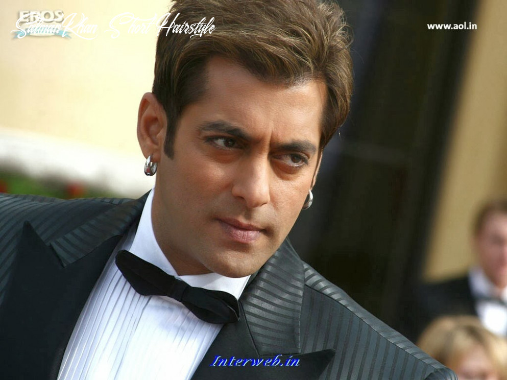 Best picture of salman khan hairstyle   alice smith salman khan short hairstyle