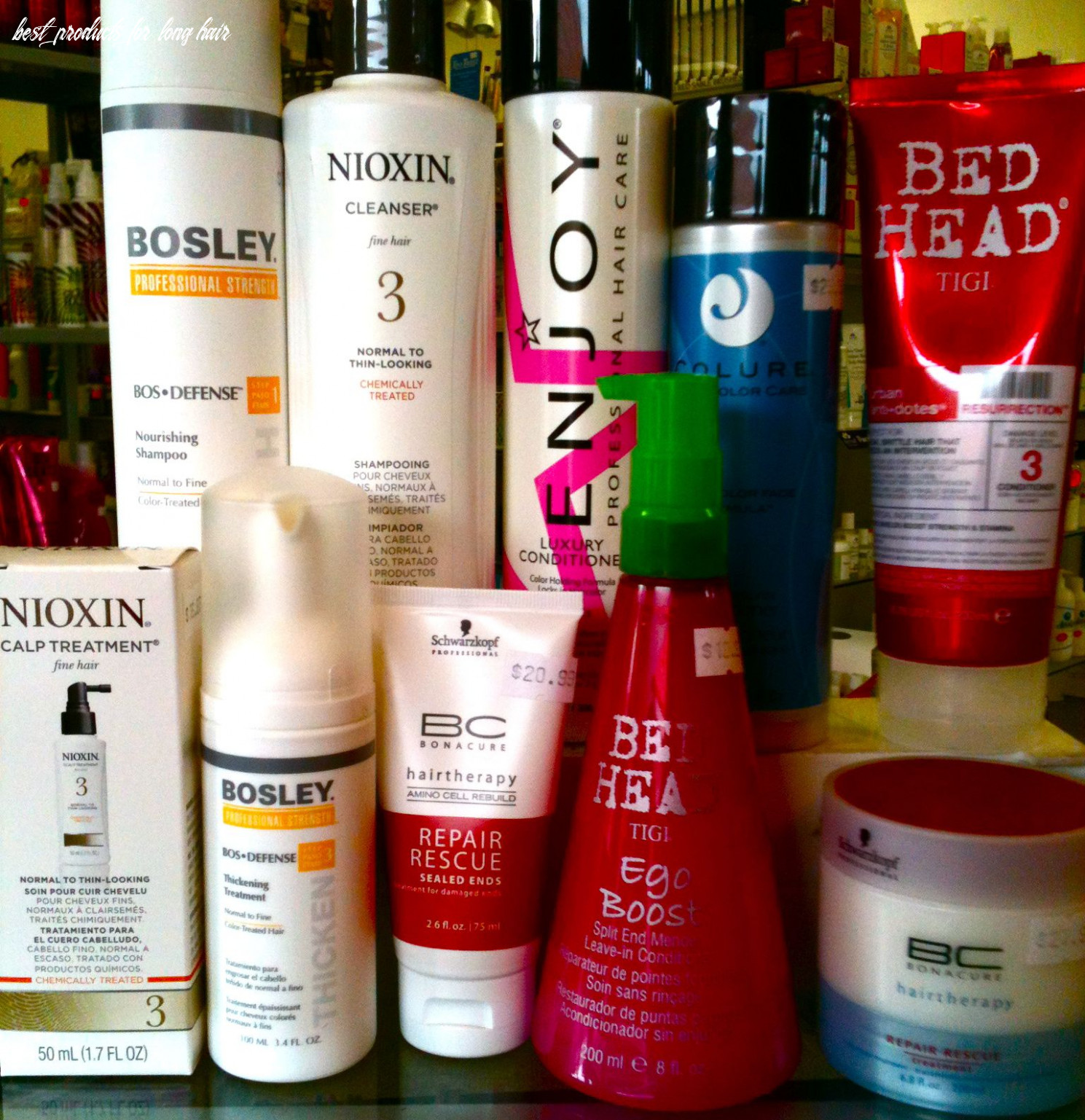 Best products for growing your hair long » hair | mycosmeticbag