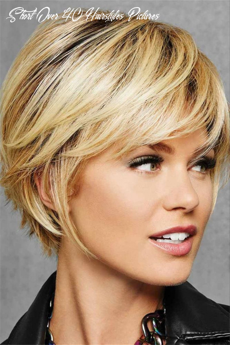 Best Short Hairstyle Women Fine Hair Over 12 - Page 12 of 12 ...