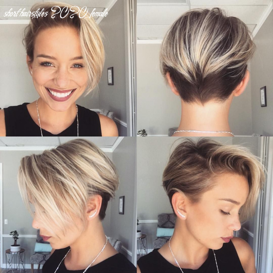 Best short hairstyles 10 female and short haircuts for women short hairstyles 2020 female