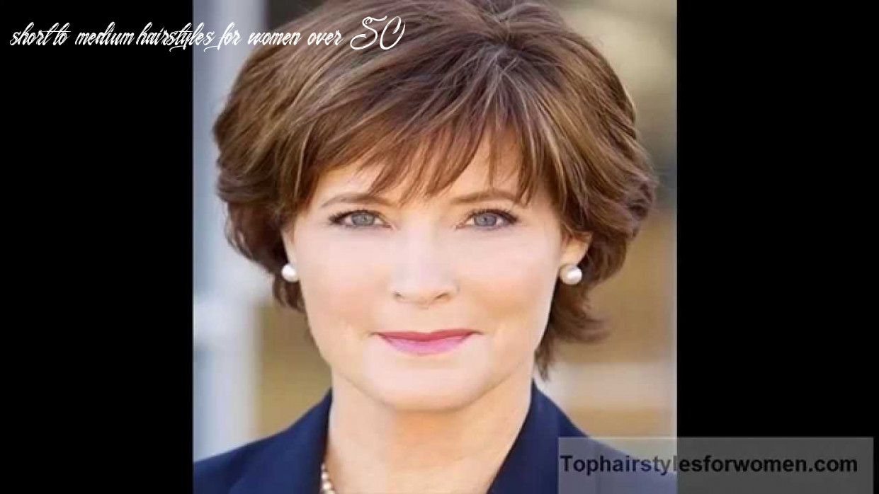 Best short hairstyles for women over 11 short to medium hairstyles for women over 50