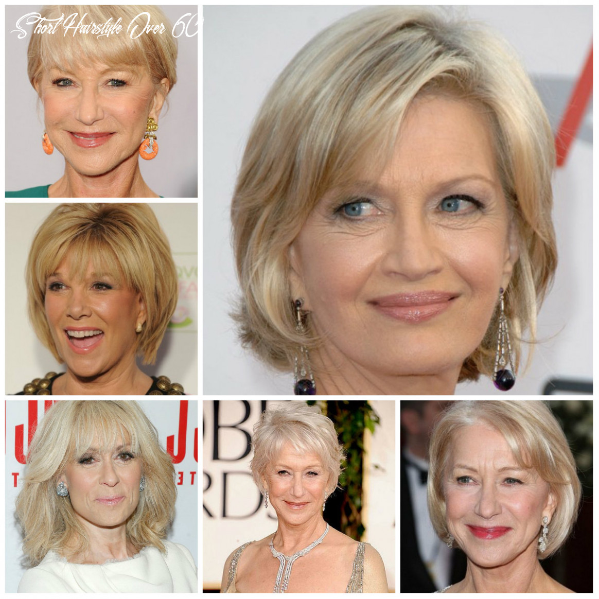 Best short hairstyles for women over 12 hairstyleto short hairstyle over 60