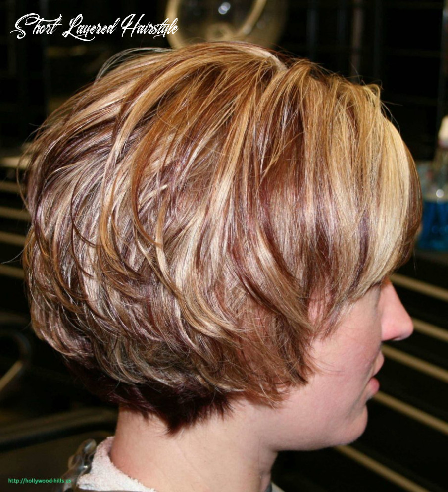 Best short layered hairstyles (trending in july 11) short layered hairstyle