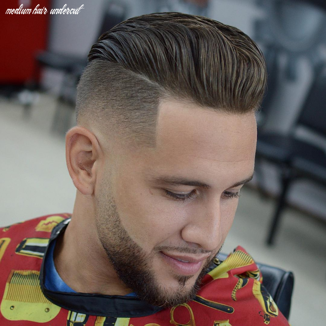 Best Undercut Men Haircuts Trends in 8 | Mens Haircuts Trends
