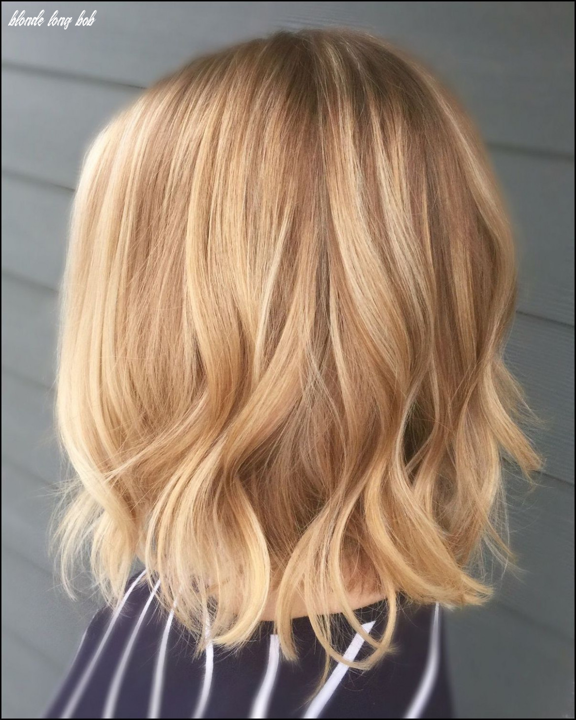 Bildergebnis für warmes blond long bob | desired | pinterest