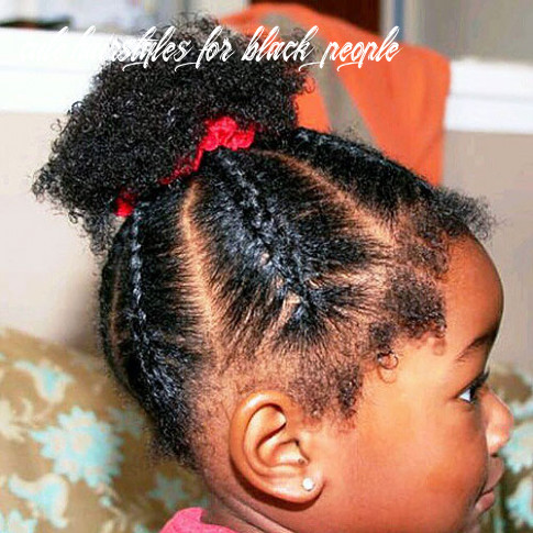 Black girls hairstyles and haircuts – 10 cool ideas for black coils cute hairstyles for black people