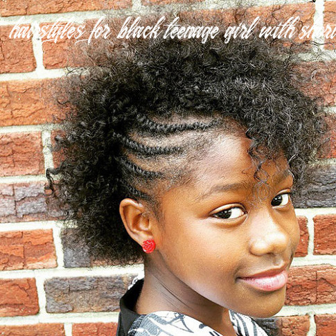 Black girls hairstyles and haircuts – 12 cool ideas for black coils hairstyles for black teenage girl with short natural hair