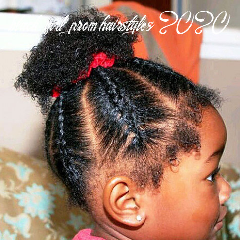 Black girls hairstyles and haircuts – 9 cool ideas for black coils black girl prom hairstyles 2020