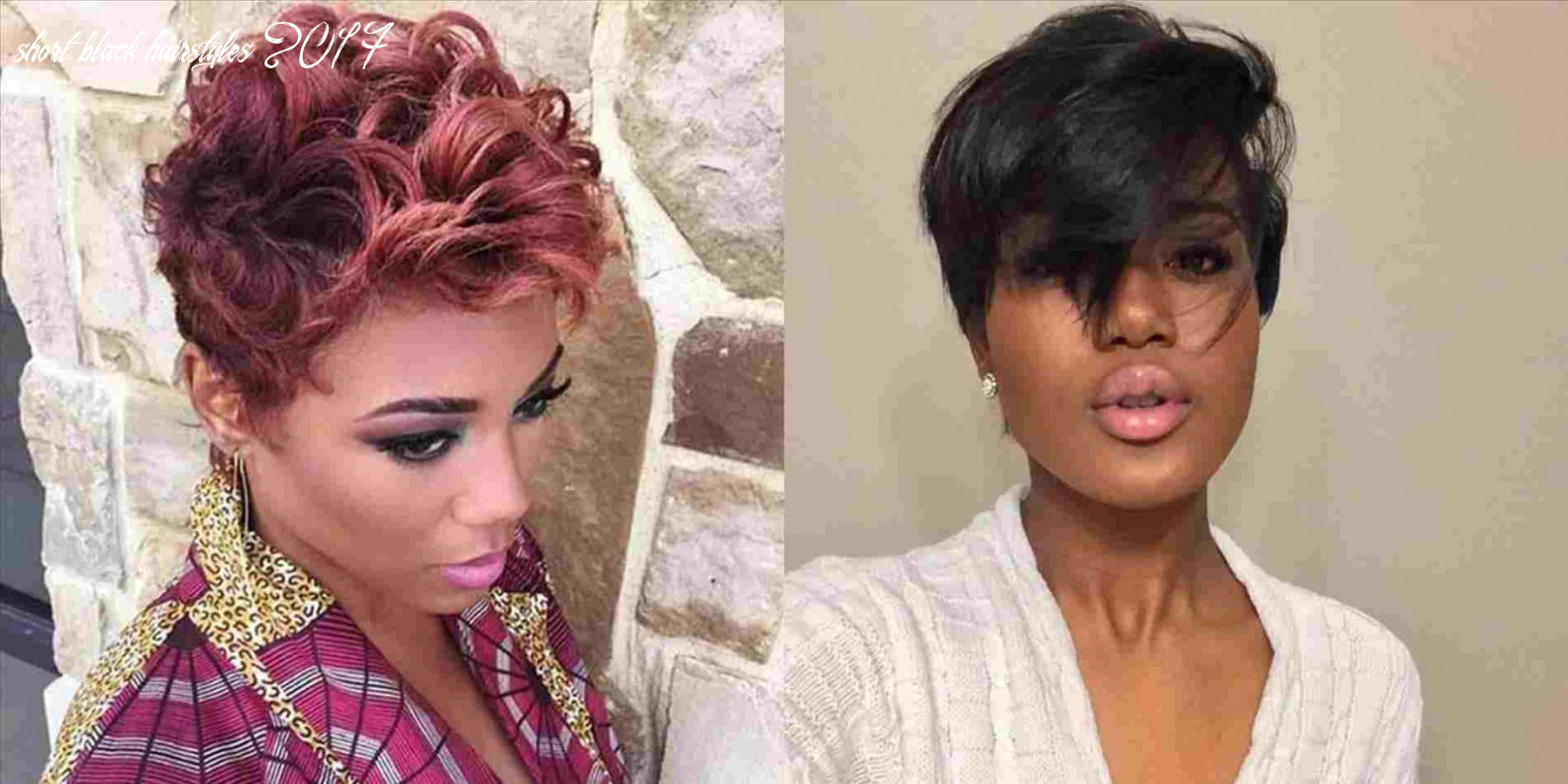 Black hair magazine short hairstyles 11 awesome cool short