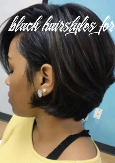 Black hairstyles and haircuts ideas for 12 black hairstyles for round faces 2020