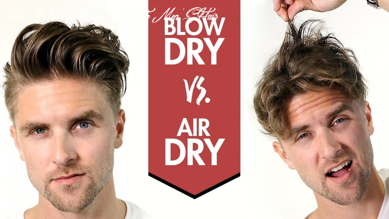 Blow Dry Vs. Air Dry - Secret to great hairstyles - Unlock your hairstyle  potential