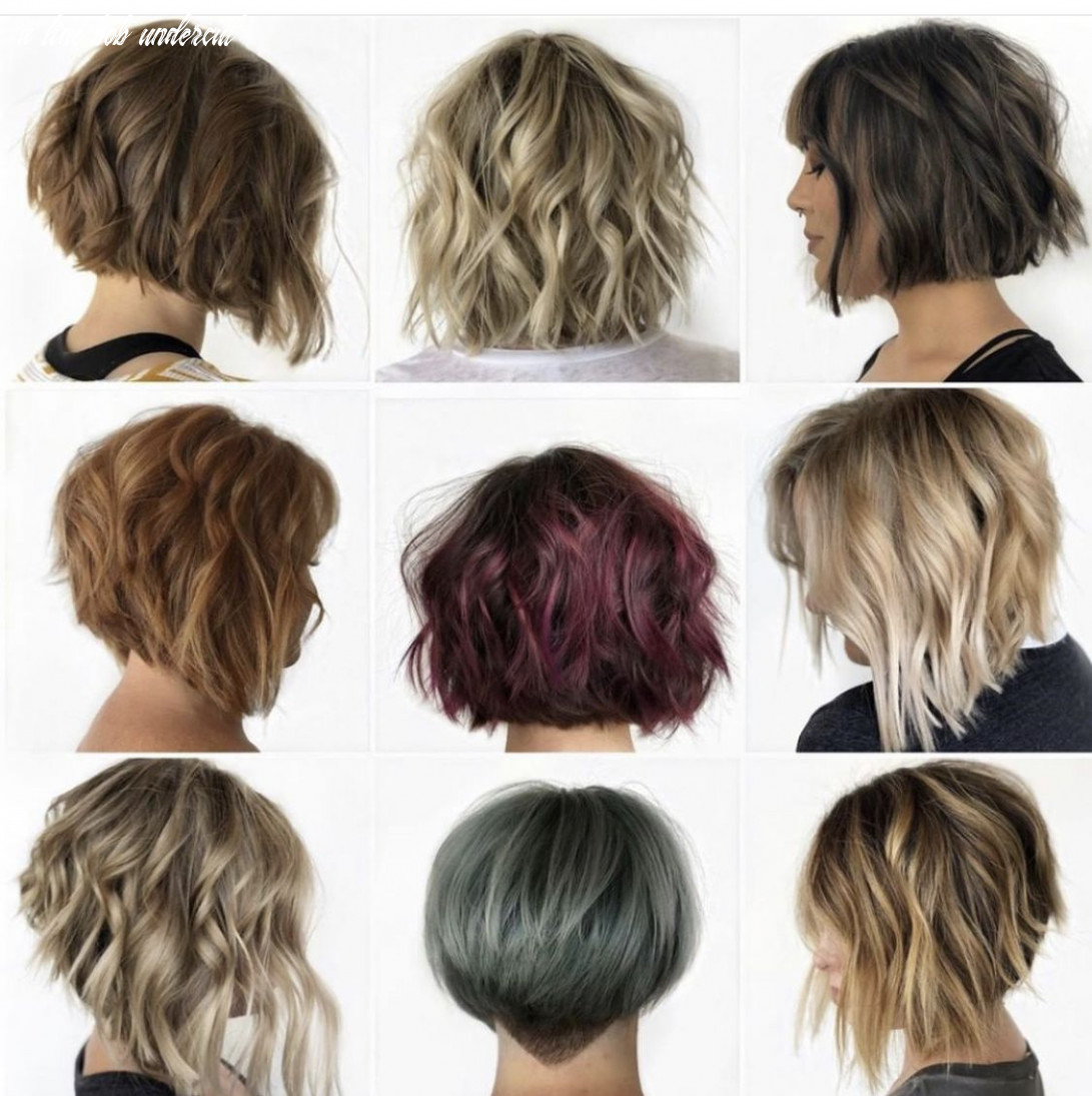 Blunt, a line, razored, undercut which one is your favorite