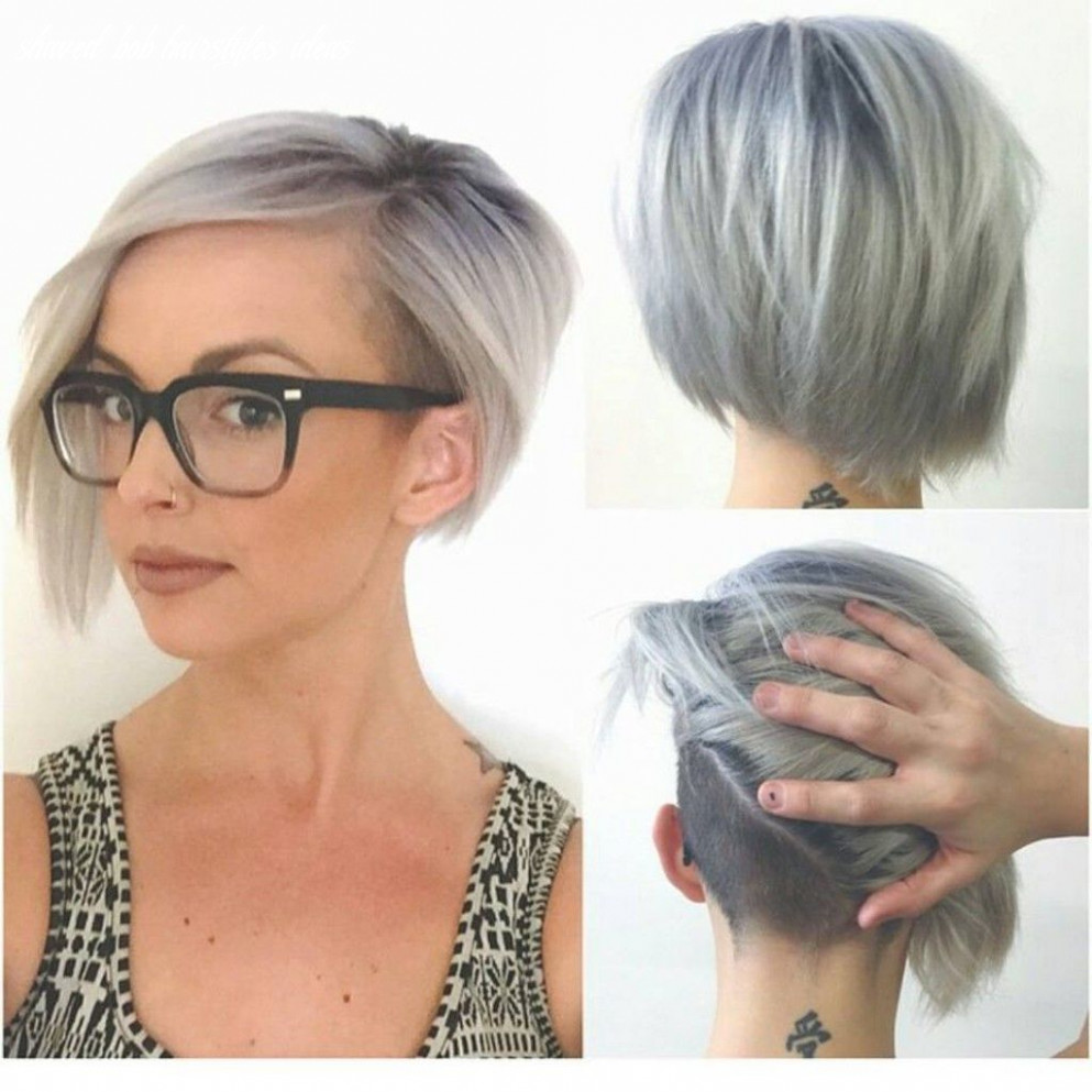 Bob haircut shaved underneath beautiful 10 spectacular blunt bob