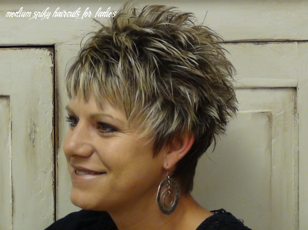 Bold and beautiful short spiky haircuts for women ohh my my medium spiky haircuts for ladies