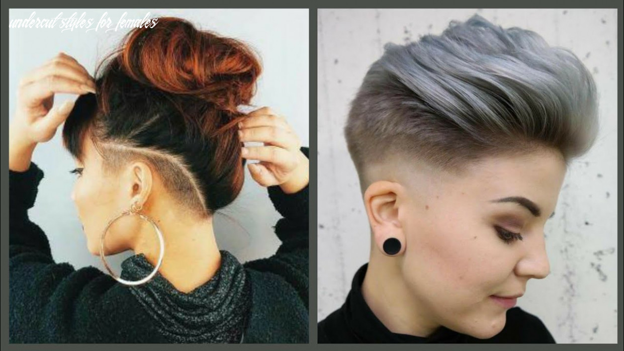 Boy Cut For Girls Undercut Hairstyle 10 |Ladies Short Hair ...