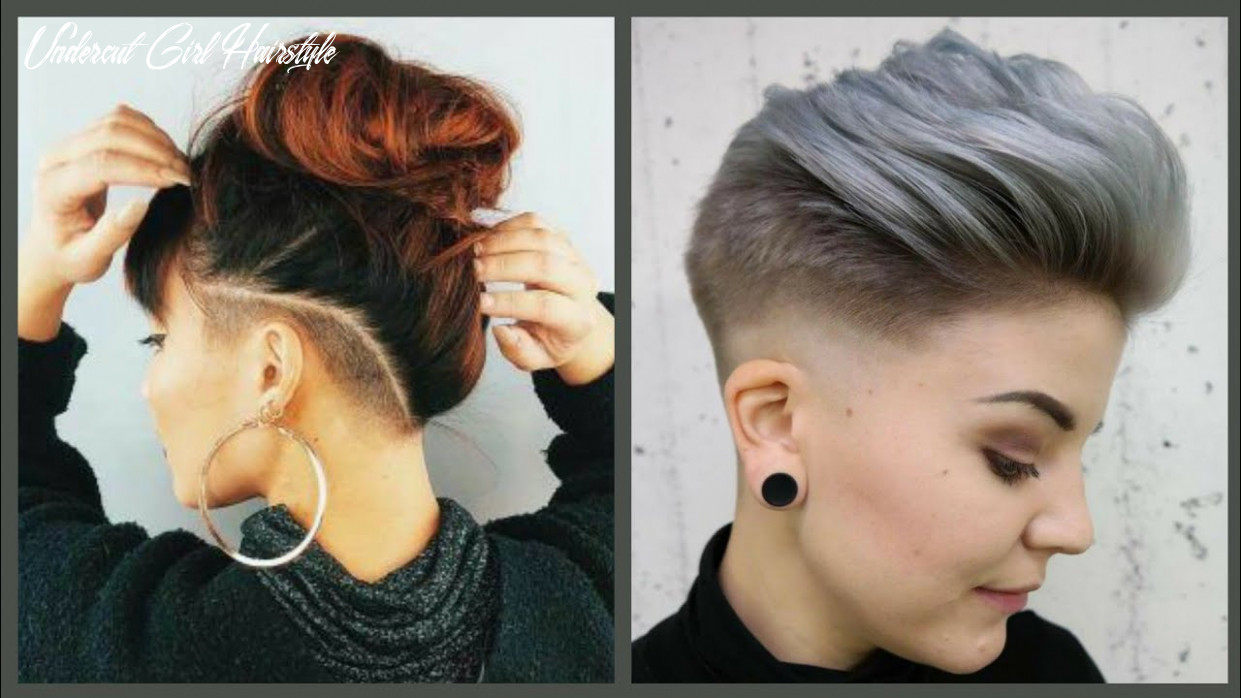 Boy cut for girls undercut hairstyle 12 |ladies short hair