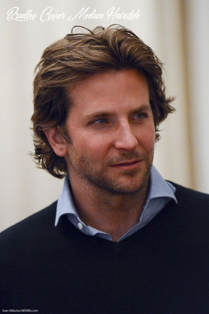 Bradly cooper faceted layers tech | bradley cooper hair, long hair