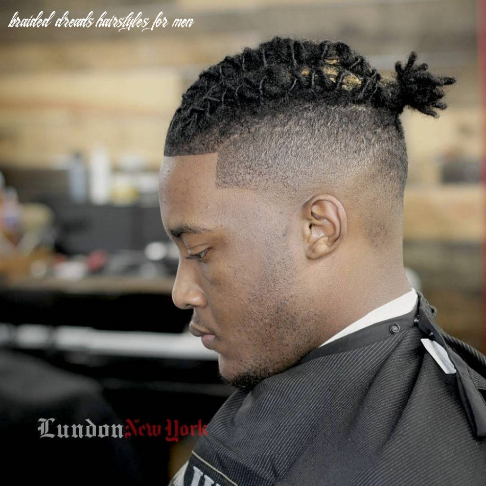 Braid hairstyles for men gurilla braided dreads hairstyles for men