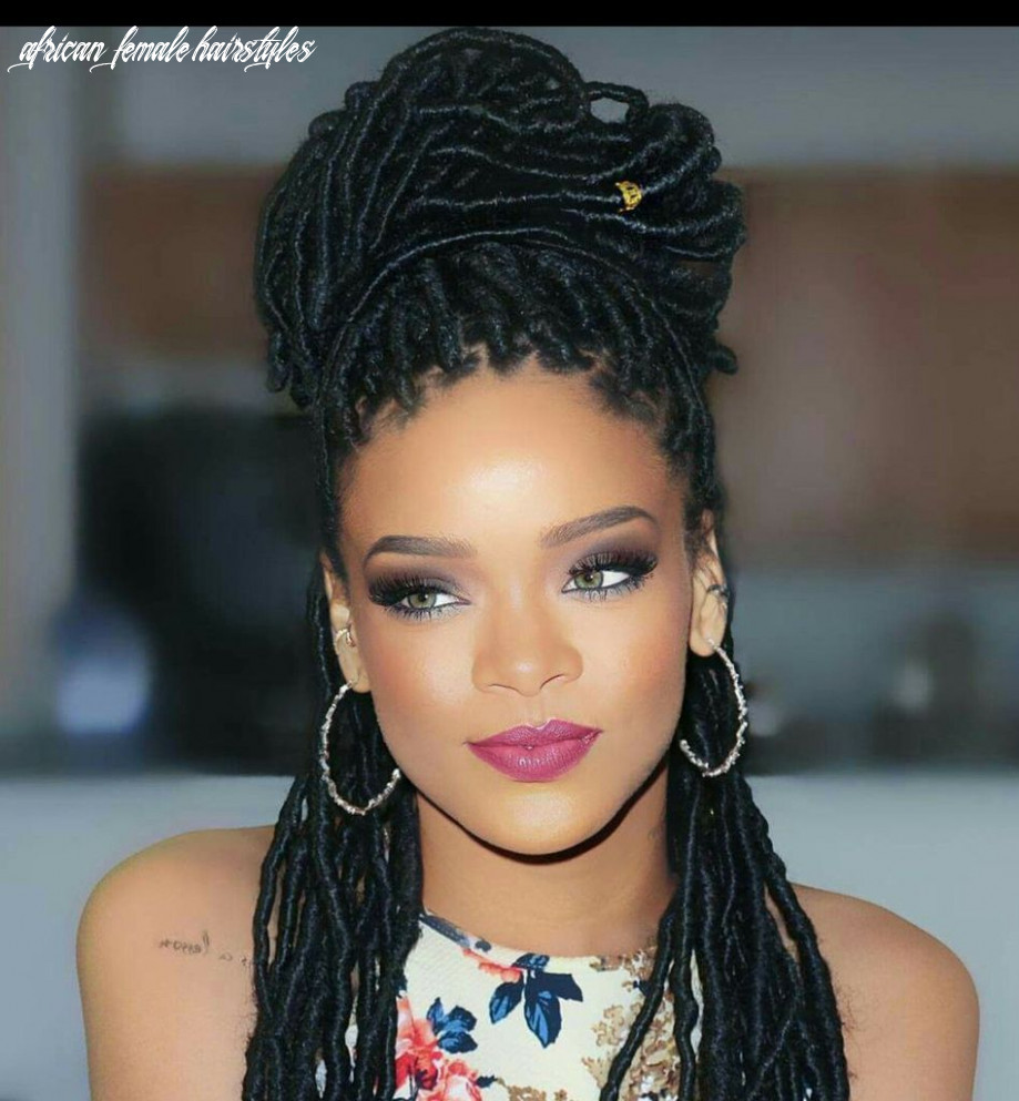 Braided hairstyles for black/african girls – houseofsarah10 african female hairstyles