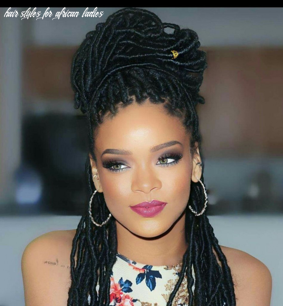 Braided hairstyles for black/african girls – houseofsarah12 hair styles for african ladies