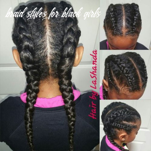 Braids for Kids – 10 Splendid Braid Styles for Girls