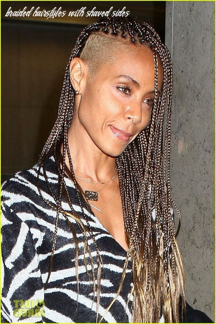 Braids with shaved sides hairstyles midas florence braided hairstyles with shaved sides