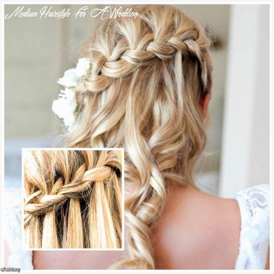 Bridesmaids Hairstyles For Medium Hair