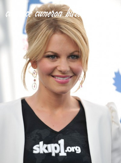 Candace cameron bure beehive hairstyles weekly candace cameron bure hairstyles
