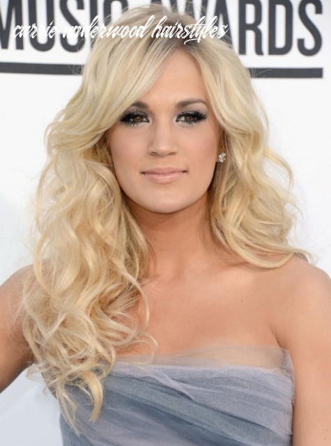 Carrie underwood curly hairstyles popular haircuts carrie underwood hairstyles