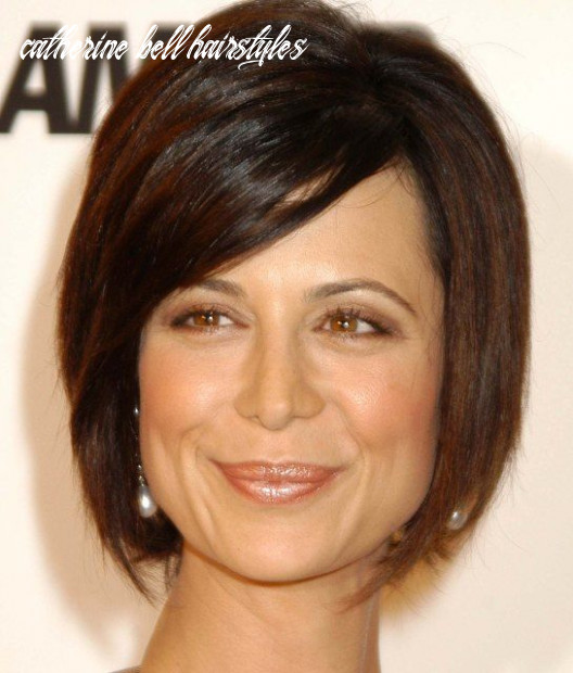 Catherine bell hairstyles google search | short hair options