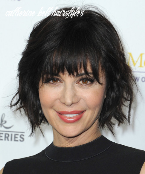 Catherine bell hairstyles, hair cuts and colors catherine bell hairstyles