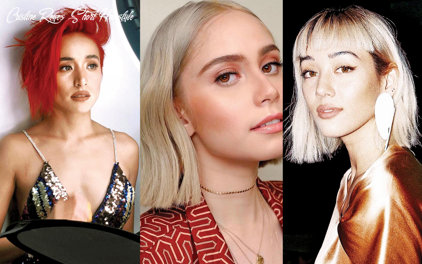 Check out how these celebrities transformed their hair through the
