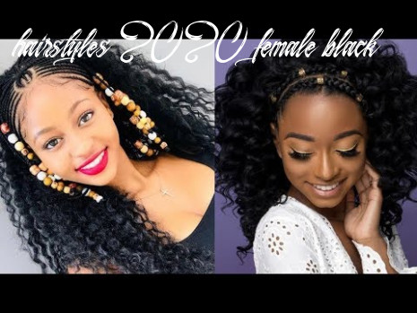 Chic & trendy 12 hairstyles for black women youtube hairstyles 2020 female black