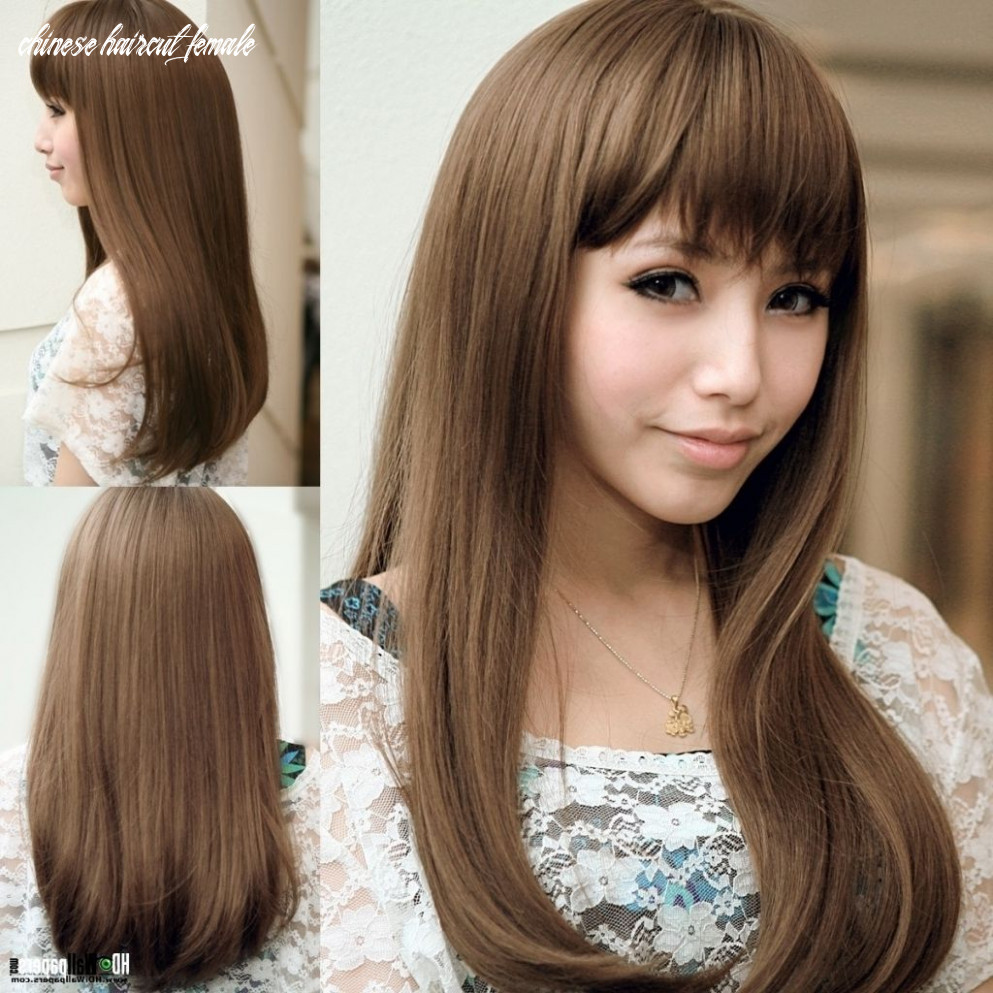 Chinese Haircuts For Long Hair Chinese Hairstyles For Long Hair ...