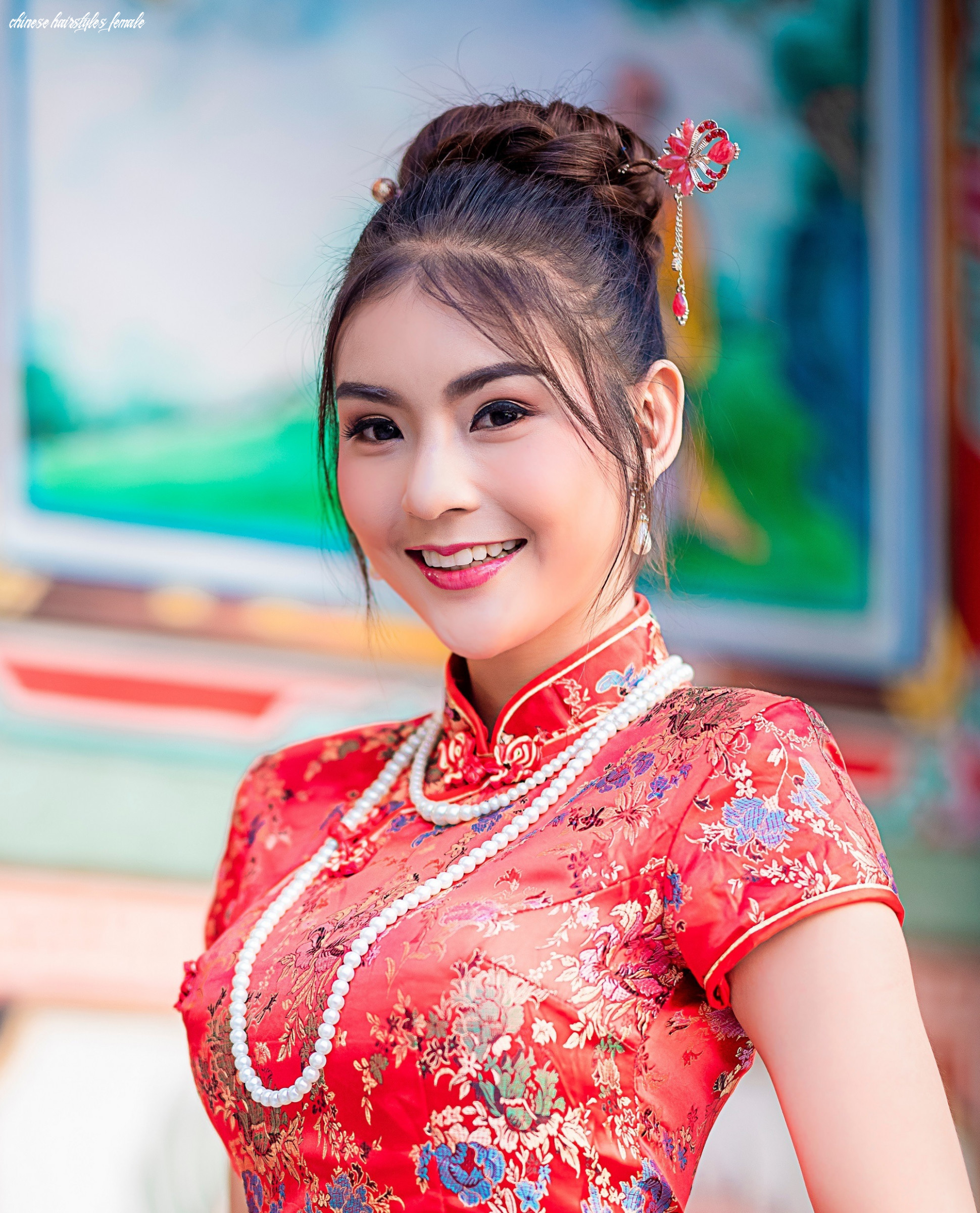 Chinese hairstyles for pinays for the year of the metal rat chinese hairstyles female
