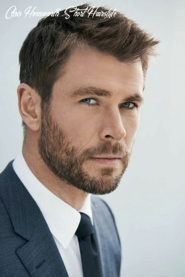 Chris hemsworth hair | mens haircuts short, new men hairstyles