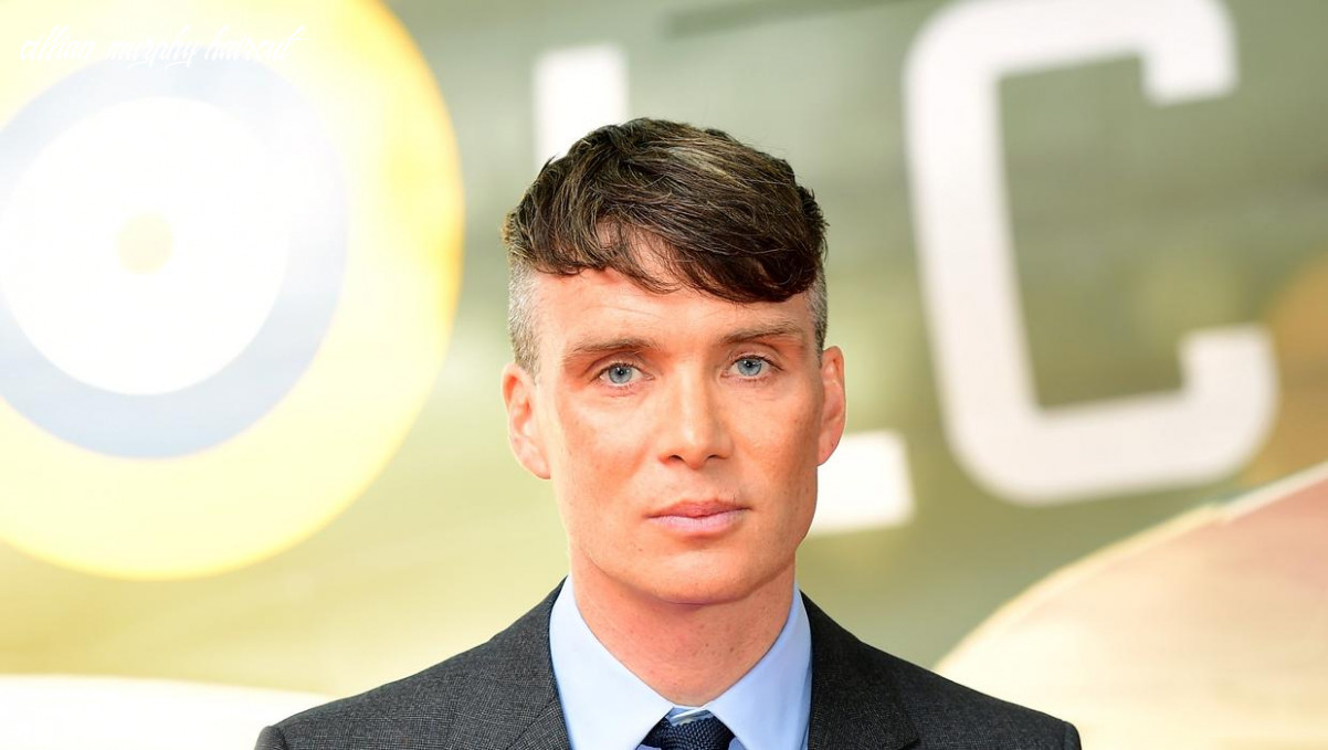 Cillian murphy not a fan of peaky blinders hair cut independent