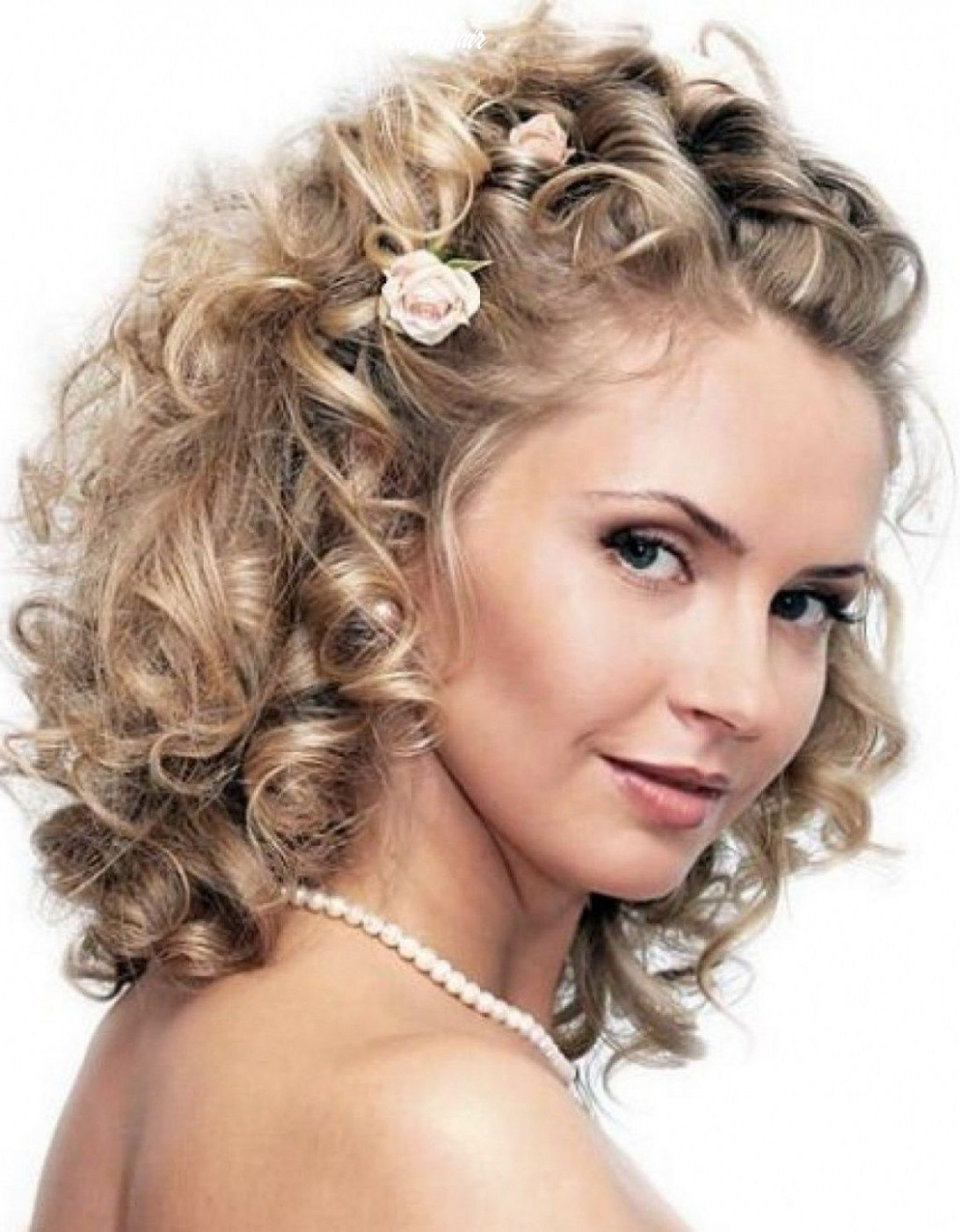 Classic wedding hairstyles medium length hair hairstyle picture