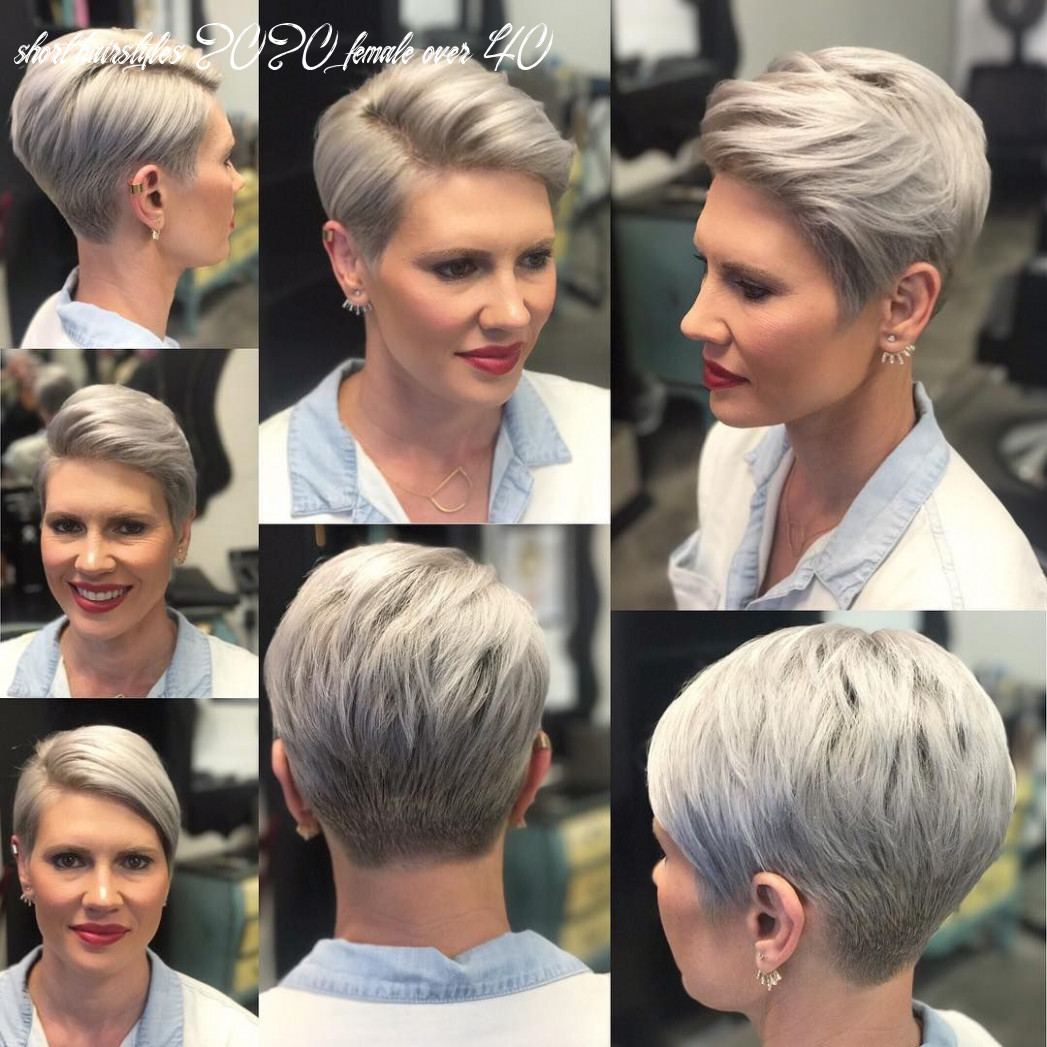 Classy hairstyles for women over 8 in 8 best short hairstyles