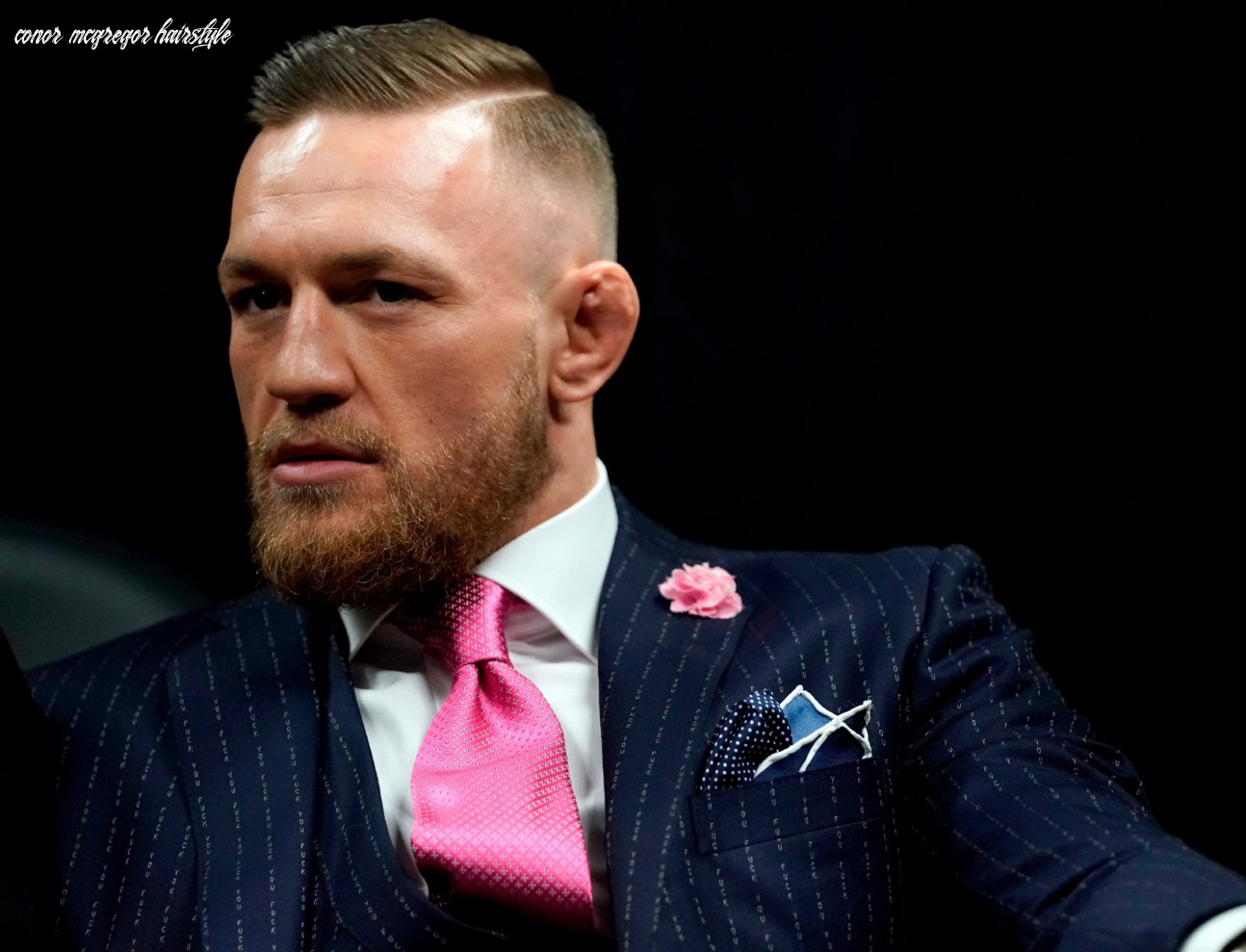 Conor mcgregor haircut & hairstyle | best barber new york manhattan conor mcgregor hairstyle