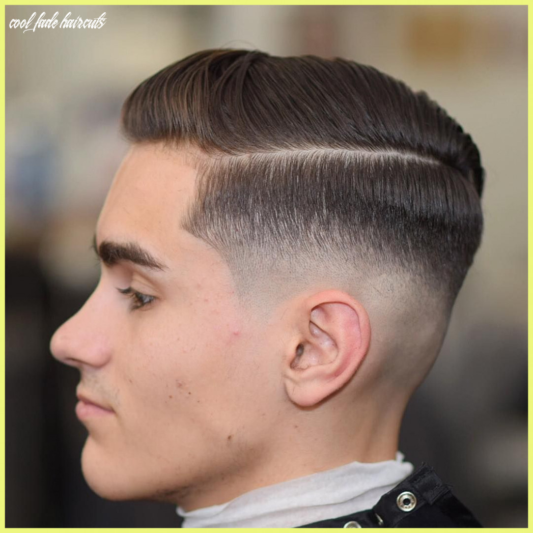 Cool fade haircuts 10 the best low fade haircuts for men