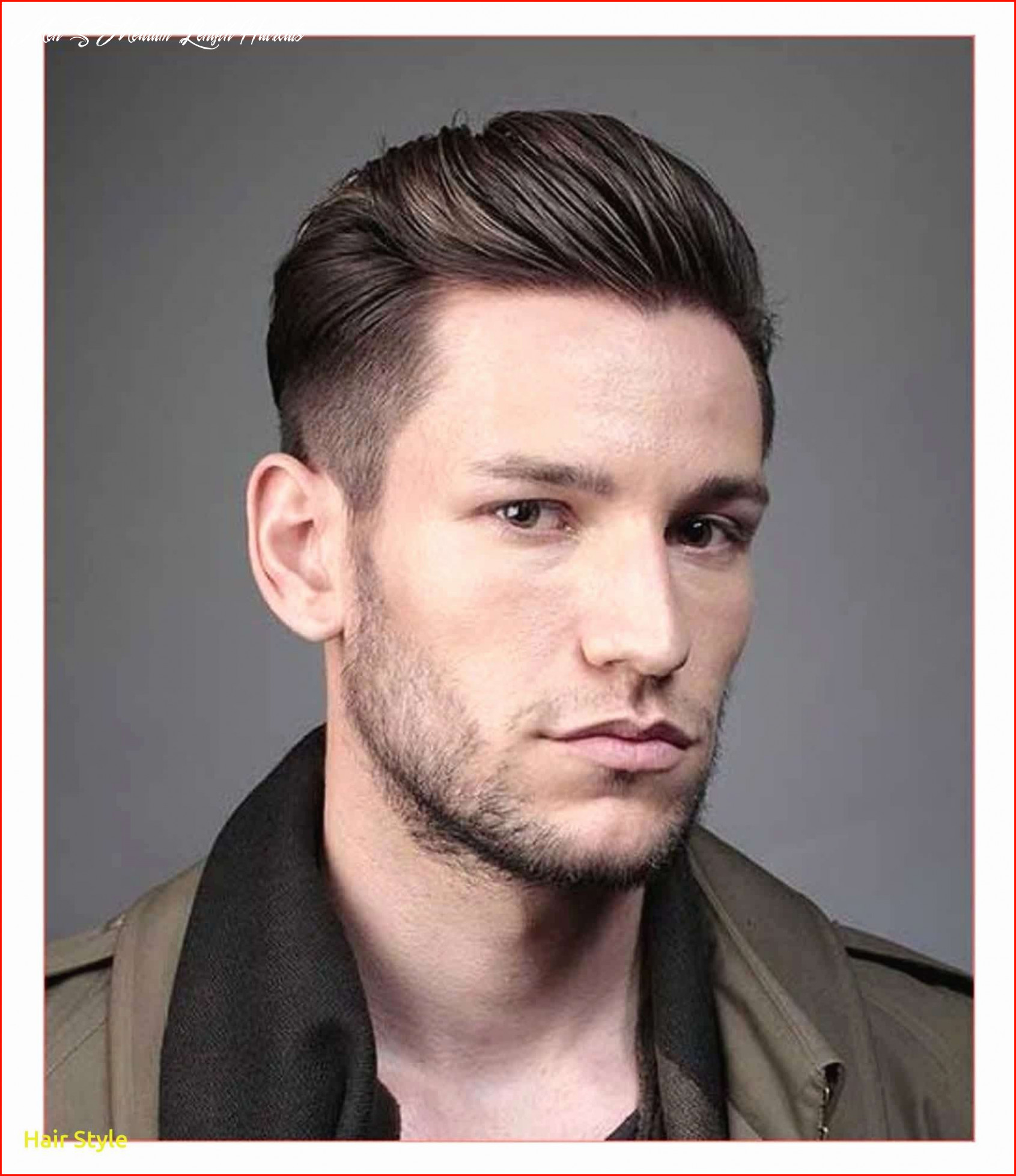 Cool Medium Length Haircuts for Men Collection Of Haircuts Ideas ...