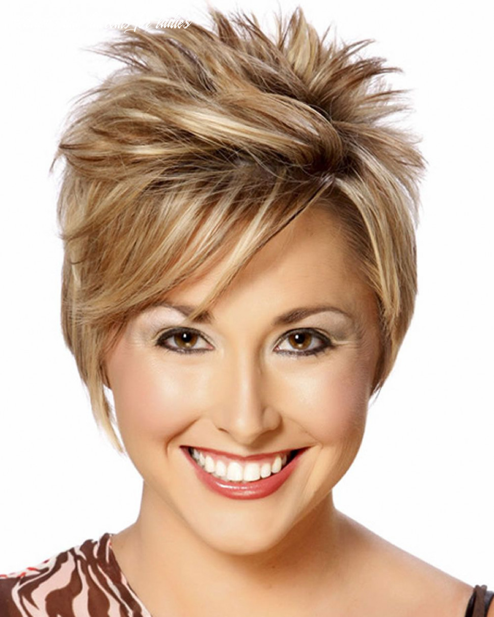 Cool medium spiky hairstyles for women | short spiky haircuts