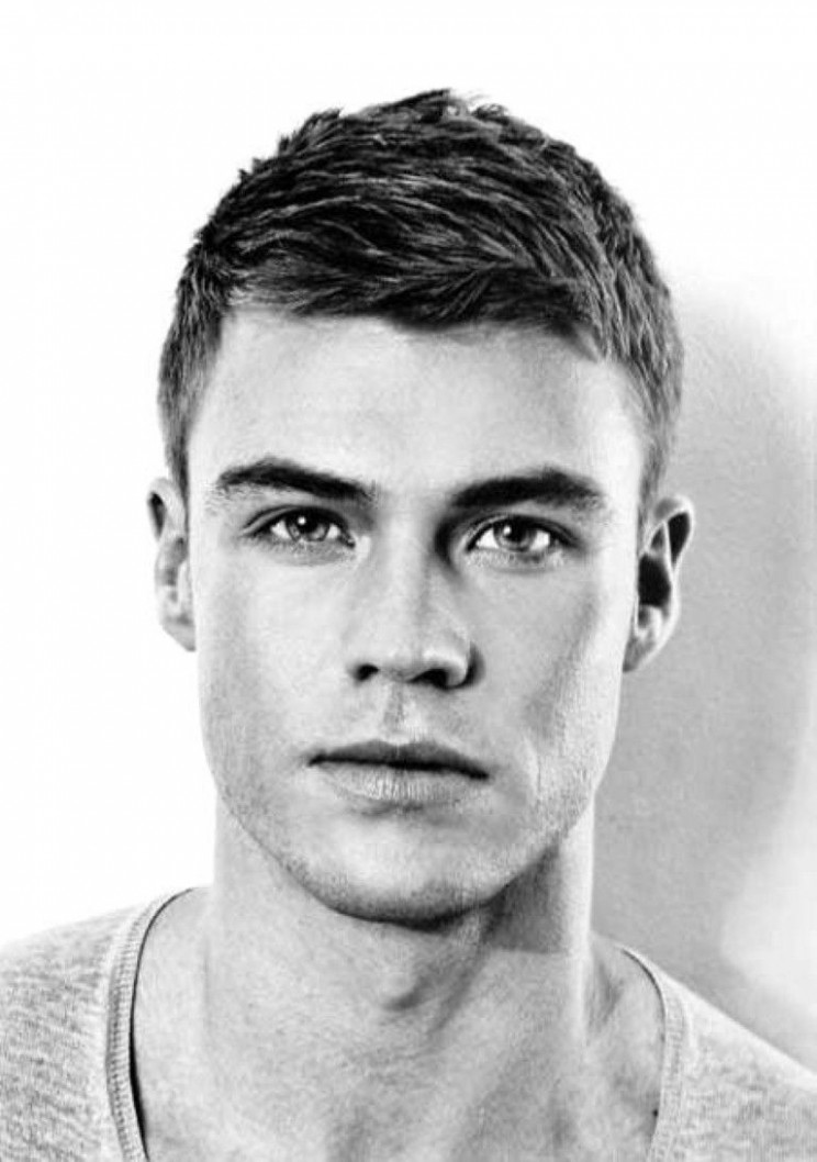 Cool short hairstyles for men 10 : simple hairstyle ideas for
