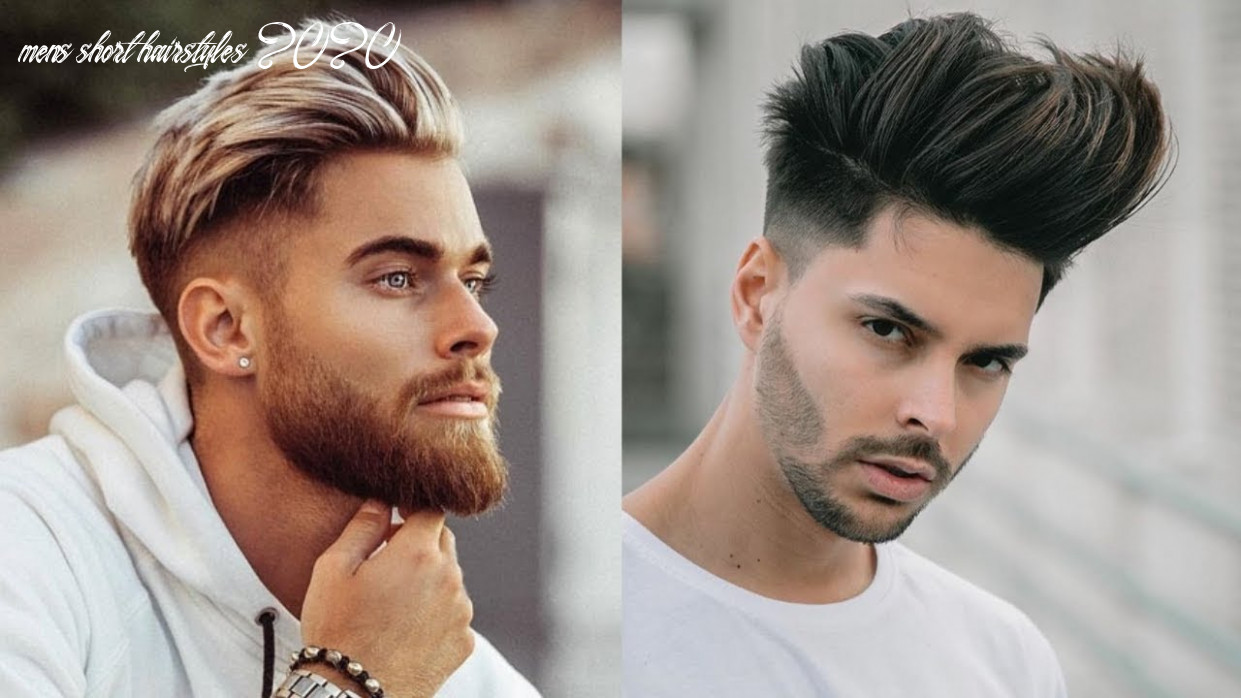 Cool Short Hairstyles For Men 12 | Haircut Trends For Boys 12 ...