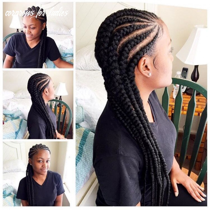 Cornrows for black women (with images) | natural hair styles