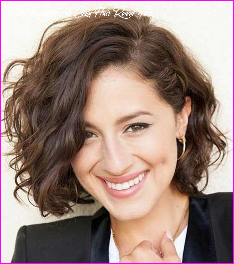 Curly bob haircuts best short haircuts for curly hair & round