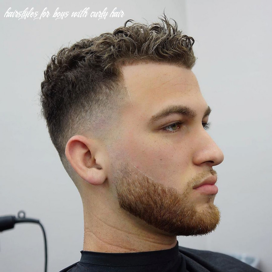 Curly Hair: Best Haircuts + Hairstyles For Guys (12 Styles)