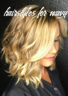 Curly haircuts for wavy and curly hair (best ideas for 10) hairstyles for wavy hair women