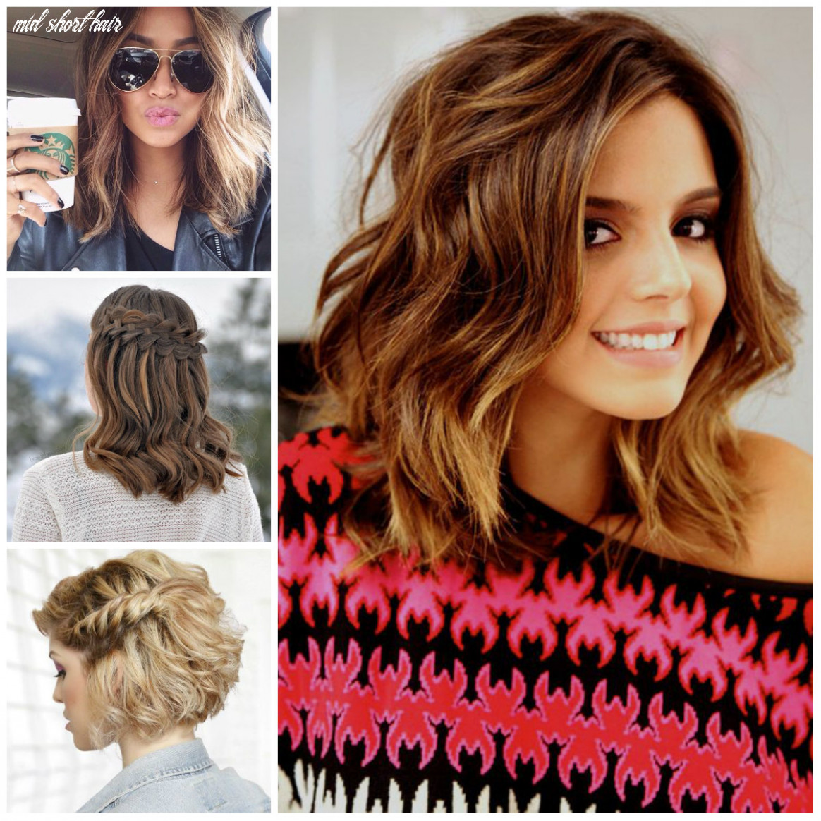 Curly Hairstyles for Medium Length Hair | 10 Haircuts ...